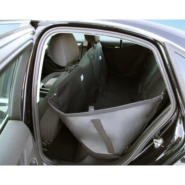 Knuffelwuff Auto Schondecke mit Seitenschutz für Hunde