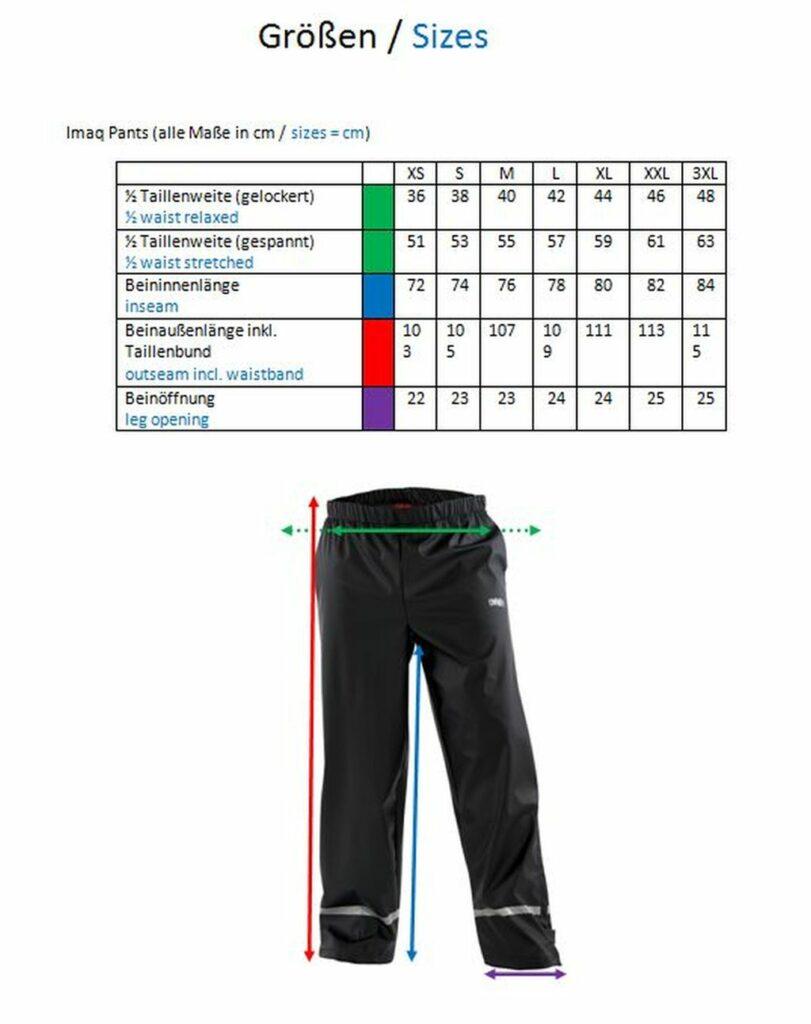 Imaq Pants Masse