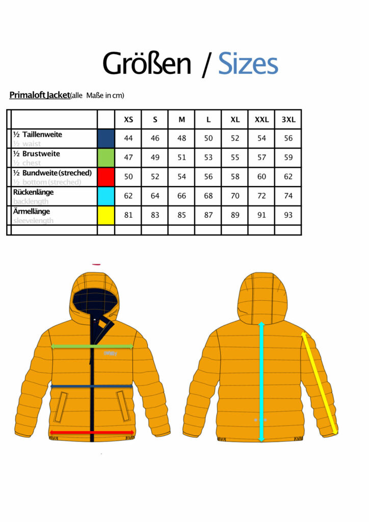 PL Jacket Masse