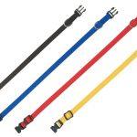 Karlie verstellbares Welpen Hunde Halsband Welpenhalsband 4 Farben 20 30 cm 10mm 253230056952 2
