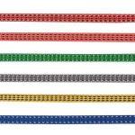 Welpen Hunde Halsband Welpenhalsband verstellbar Reflektierend 6 Farben 25 35cm 253229502182 10